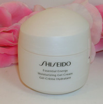 New Shiseido Essential Energy Moisturizing Gel Cream 1.7 oz / 50 ml Full... - $39.99