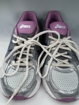 ASICS Gel-Contend 4 Ortholite Womens Size 9 Running Athletic Shoes Gray ... - £56.04 GBP
