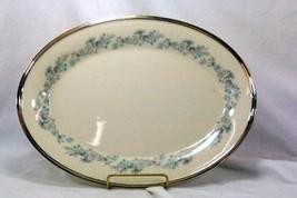 """Lenox 1986 Repertoire Oval Platter 17 1/4"""" x 13"""" - $175.49"""