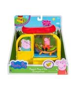 PEPPA PIG PLAY N GO CAMPERVAN MEDIUM PLAYSET BRAND NEW - $33.77