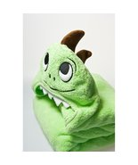 Dino Hooded Cotton Turkish Towel: Baby - $45.00