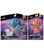 Nemo + Dory NIB Disney Infinity 3.0 Finding Play Set Movie Pixar Set NEW... - $22.64