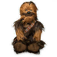 Disney Parks Star Wars Chewbacca Backpack New With Tags