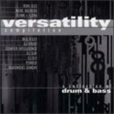 Primary image for Versatility Compilation Divers CD