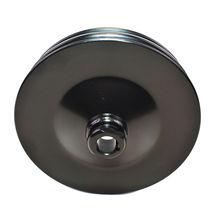GM Saginaw Power Steering Pump Double-Groove Steel Pulley (Black) image 7