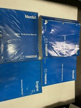 2006 Mazda5 Mazda 5 Service Réparation Atelier Manuel Set Avec Ewd Corps... - $82.12