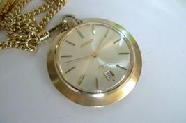 Vintage SEIKO Skyliner Pocket Watch......1970's - $166.32
