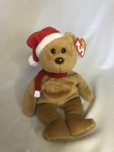 1997 Teddy Beanie Baby, mint, brown nose, PVC pellets - $1,881.00