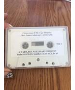 Cornerstone Urc Band Ministry Rev. James Admiraal 4/2/06 Kassette Ships ... - $25.18