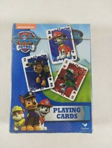 Nickelodeon Paw Patrol Kids Playing Cards New and Sealed - $5.49