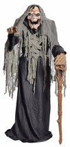 Pestilence Smoldering Reaper Animated Halloween Prop Talking - €150,07 EUR