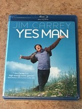 Yes Man (Blu-ray, Jim Carrey Film) BRAND NEW / FACTORY SEALED - $5.99