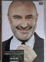 Phil Collins The Historical Collection 4x Quadruple DVD Discs (Videography) - $32.99