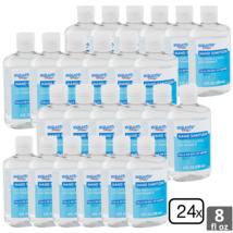 Equate 8oz Flip Top Cap (Case Of 24 Bottles) Original Formula Hand Sanit... - $65.00