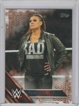 2016 Topps WWE Bronze #44 Tamina - $1.00
