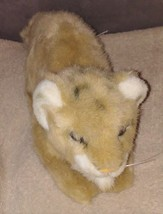 "Applause WWF World Wildlife Fund #25650 Lion Cub Plush from 1986 13"" - $14.96"