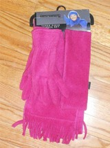 SAKS GLOVE SCARF HEADBAND SET Pink - $18.58
