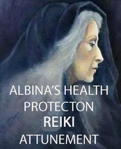 ALBINA'S HEALTH IMMUNITY PROTECTION ATTUNEMENT ENERGIES ALBINA 99 y REIK... - $79.77