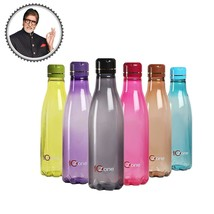 New Cello Ozone Plastic Water Bottle Set 1 Litre Set of 6 Assorted Free ... - $671,11 MXN
