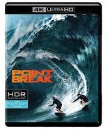 Point Break [4K Ultra HD + Blu-ray] - $12.95