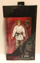 "Star Wars The Black Series Luke Skywalker #21 Action Figure 6"" Hasbro NEW - $26.72"