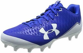 Under Armour Men's Nitro Select Low MC Cleats Royal/White SZ 13 3019812 - $38.00