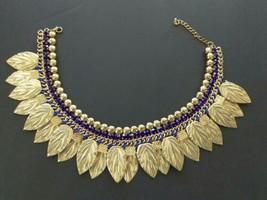 "Vintage 18"" necklace costume jewelry - $9.99"