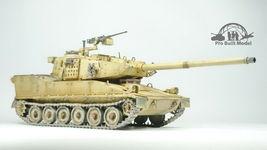 M8 Armored Gun System 1:35 Pro Built Model image 4