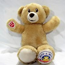 BABW Build A Bear 2017 Limited Edition National Teddy Bear Day 15'' Stuffed Toy  - $19.99