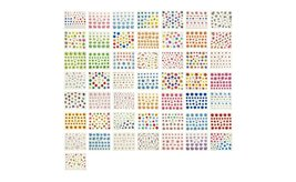 Mixed Styles 3D Nail Art Stickers Decals (10, 30 or 50 sheets) image 5
