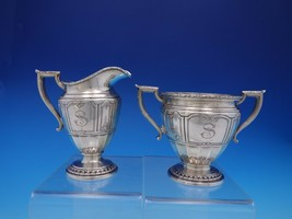 Princess Patricia by Durgin-Gorham Sterling Silver Sugar and Creamer Set (#4458) - $299.00