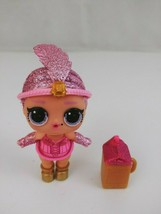 LOL Surprise Doll Sparkle Glitter Series Showbaby Comes With Accessories - $14.49