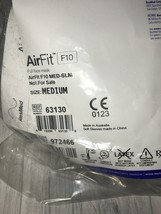 ResMed AirFit F10 Medium 61310/Clear Packaging  - $70.00