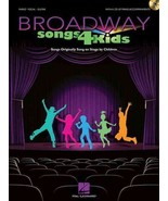 Broadway Songs 4 Kids: Songs Originally Sung on Stage by Children - $29.99