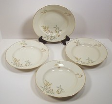 Thomas Set of 4 Rim Soup Bowls Made in Germany pattern 07475 Rosenthal 1950s - $39.96