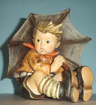 Hummel Goebel Umbrella Boy Figurine #152/IIA TMK8 Large 8-inch Vintage - $750.00