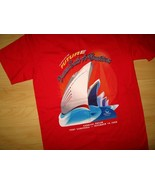 Fiera Dream Cruise Ship T-Shirt - 2009 Porto Capo Canaveral Florida Piccolo - $39.34