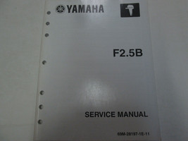 2003 Yamaha Outboards Boat F2.5B Service Manual Used OEM FACTORY Book *** - $24.74