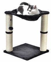 Cat Tree Hammock Furniture Condo Simple Play Trixie Baza Scratching Post... - $37.49