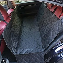 Vovoly Pet Seat Cover with Nonslip Backing for Cars Waterproof & Scratch... - $25.94