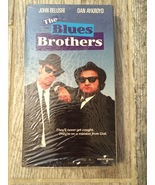 1980 The Blues Brothers (1 VHS tape; Sealed; New) - $8.00