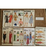 Vintage Pattern Lots Men Women Children Crafts Butterick Simplicity Vogu... - $9.89+