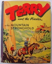 Terry and the Pirates in the Mountain Stronghold Better Little Book Very... - $30.00