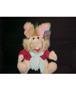 """14"""" Bean Bunny Muppet Plush W/Tags Toy Jim Henson Productions From The M... - $233.74"""