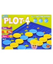 Toys Box Neo Plot-4 Game 2 Players Age 8+ - $33.06