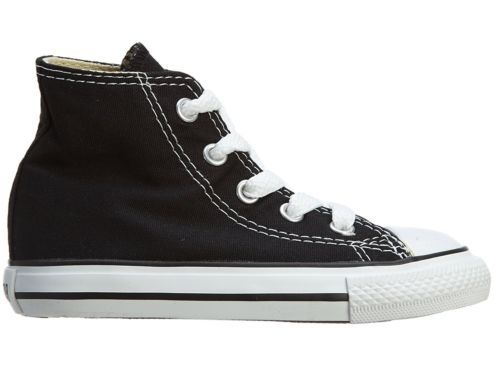 Converse Infant/Toddlers Chuck Taylor All Star Hi Black 7J231