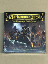 Warhammer Quest: The Adventure Card Game NEW in Shrink! FFG ( Out Of Print) - $40.82