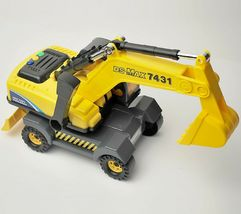 Daesung Toys Melody Dozer Shovel Bulldozer Forklift Car Vehicle Construction Toy image 5