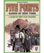 Five Points - Gangs of NY - Mayfair Board game (MIB/NEW) - $35.00