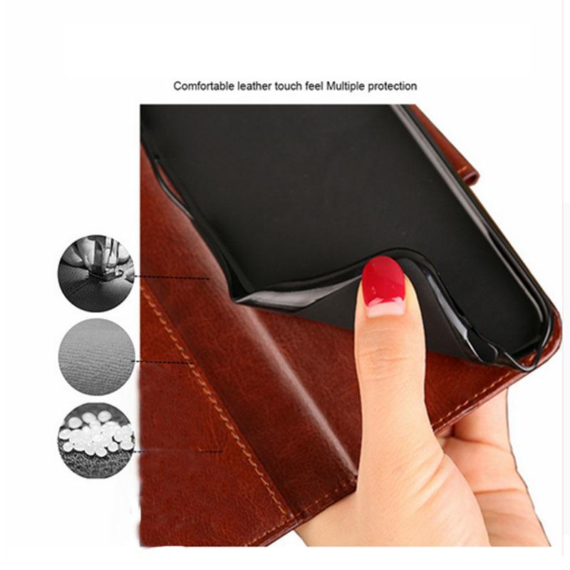 Luxury Flip PU Leather Wallet Phone Case Cover For Samsung A7 2018 A750 J4 J6 J8